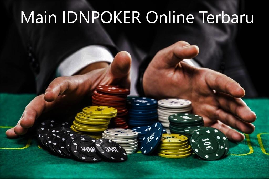 Game IDN Poker Online