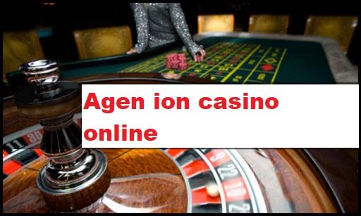 Ciri Agen Casino Online Terbesar di Indonesia